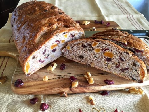 Fruited Yeast Bread