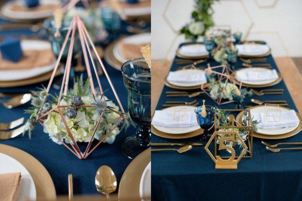 Geode Wedding Theme