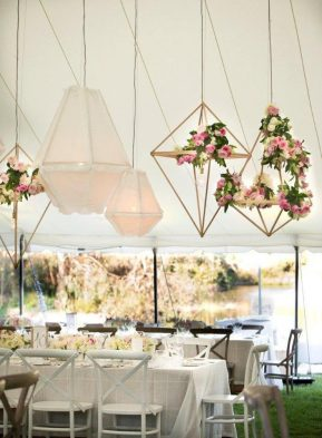 Geometric Wedding Theme