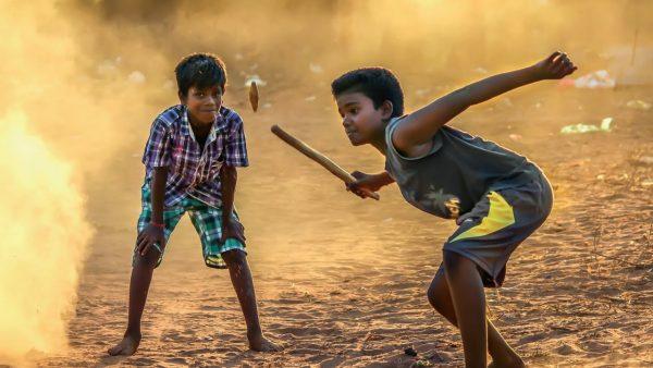 Gilli Danda Indian Outdoor Game