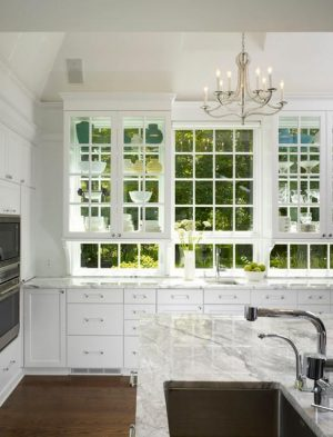Glass Window Cabinet