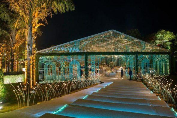 Greenhouse Charm Wedding Theme