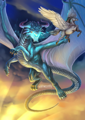 Harry Potter Dragons
