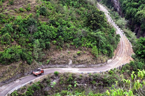 Hilly Roads