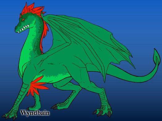 Jawzahr Dragon