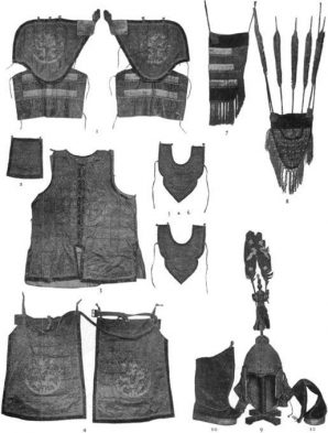 Jazerant Armor