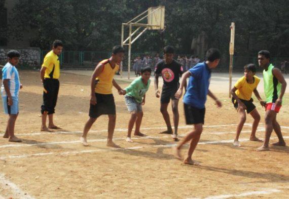 Kabaddi Indian Outdoor Game