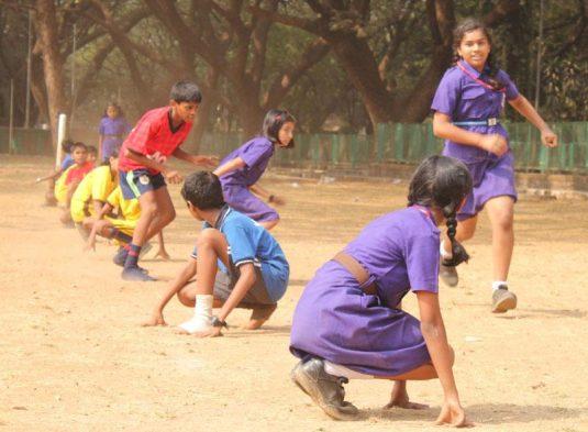 Kho Kho Indian Outdoor Game