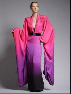 Kimono Sleeves