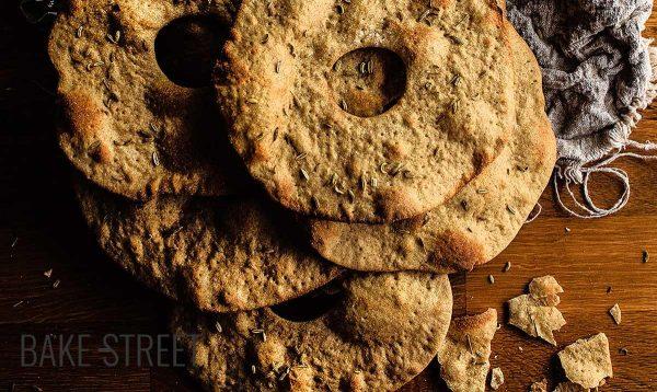 Knäckebröd Bread