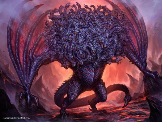 Ladon Dragon
