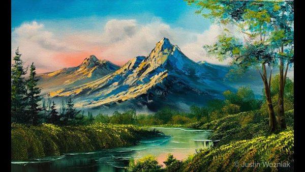 Landscape Painting Art