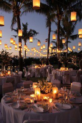 Led Themed Wedding Theme