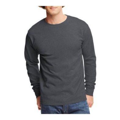 Long Sleeve Crew Neck T Shirts