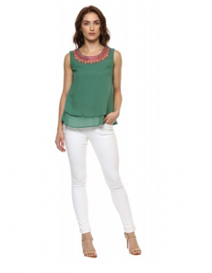 Loose Straight Top