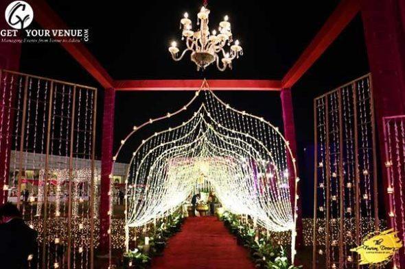 Lucknowi Wedding Theme
