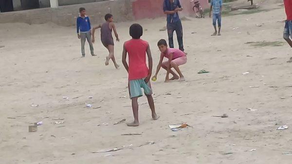 Maram Pitthi Indian Outdoor Game