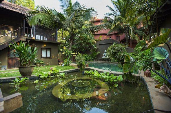 Meditation Retreat Resort