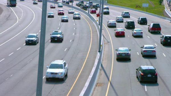 Medium Traffic Roads