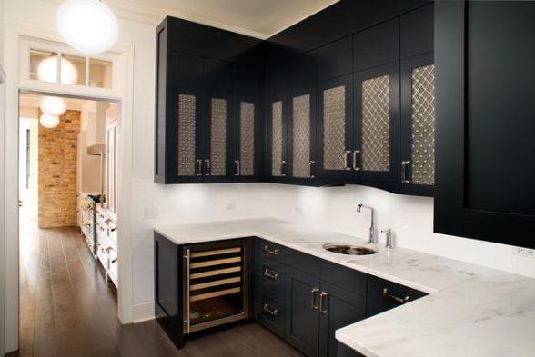 Metal Grate Cabinet
