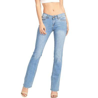 Mid Rise Jean