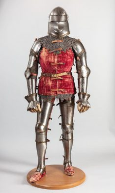 Middle Ages and Renaissance Armor
