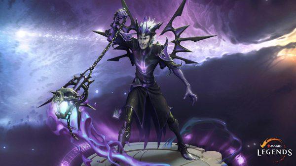 Necromancer Magic