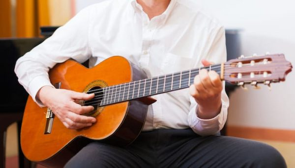 Nylon String Classical Guitar