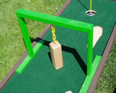Obstacle Golf Outdoor Game