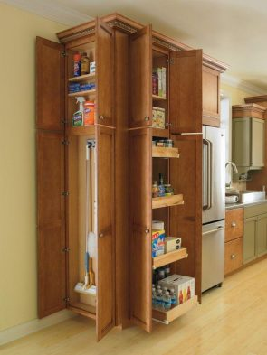 Pantry Utility Tall Cabinet