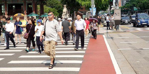 Pedestrian Ways Roads