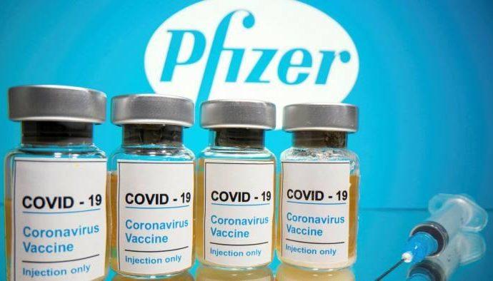 Pfizer Biontech COVID Vaccine