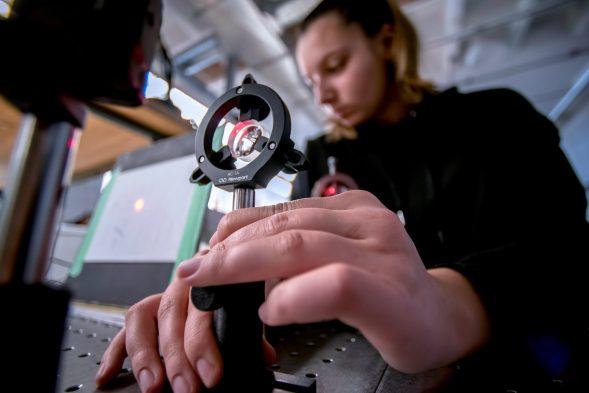 Photonics Engineering Degree