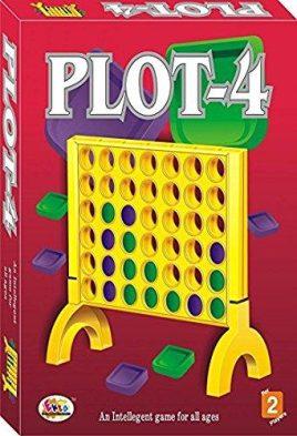 Plot Four Game