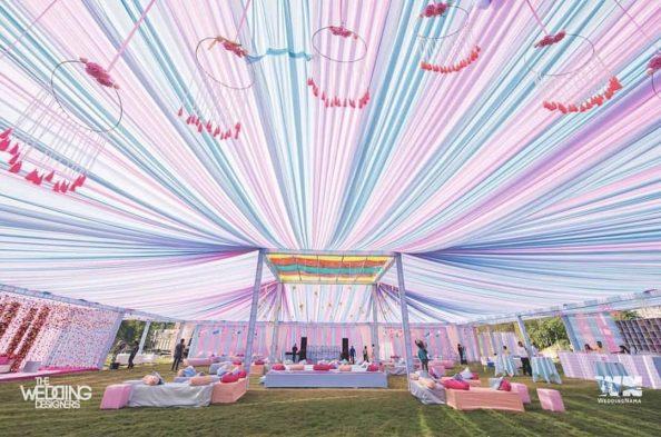 Pretty Pastels Wedding Theme