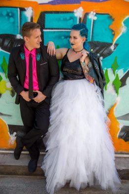 Punk Wedding Theme
