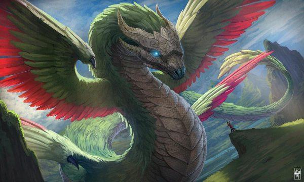 Quetzalcoatl Dragon