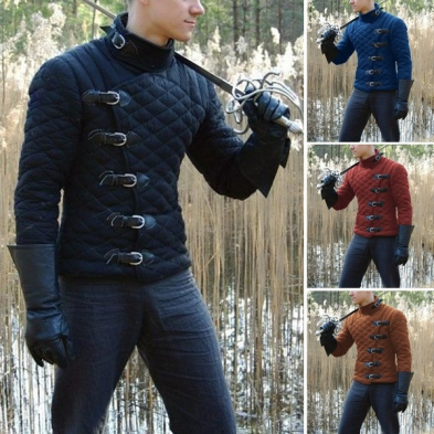 Quilted Jacket Armor