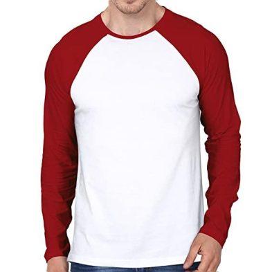 Raglan Sleeve T Shirt – Long Sleeve