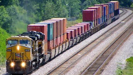 Rail Freight Logistics