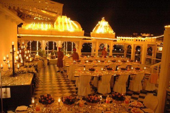 Rajasthani Wedding Theme