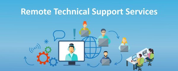 Remote Support IT Services