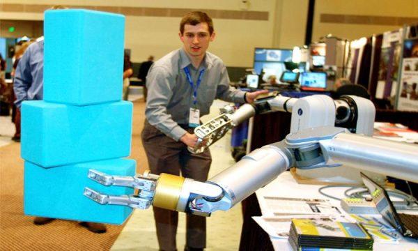Robotics Engineering Degree