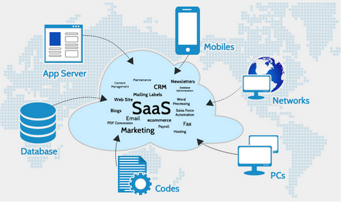 SAAS (Software As A Service) IT Services