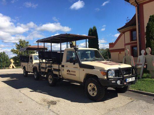 Safari Cruiser Resort