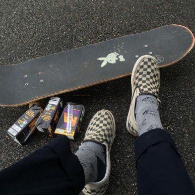 Skater Aesthetics