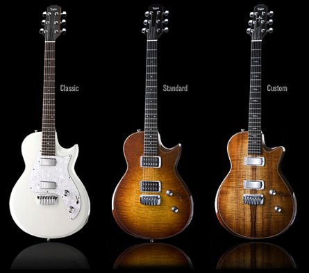 Solidbody Guitar