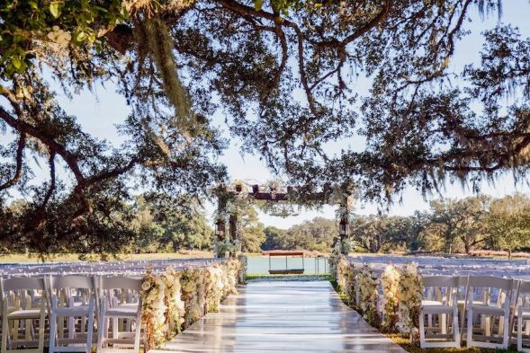 Southern Inspired Wedding Theme