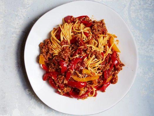 Spaghetti Alla Chitarra Pasta