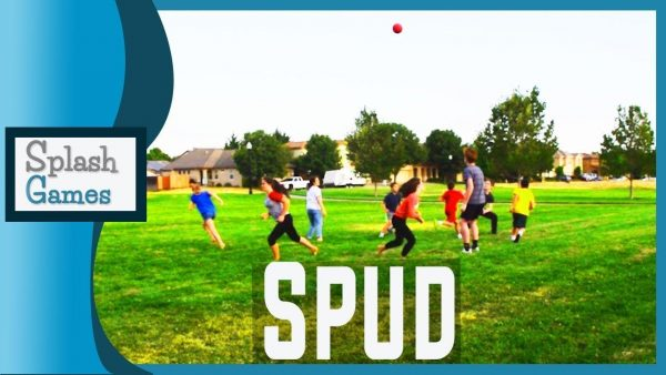 Spud Outdoor Game